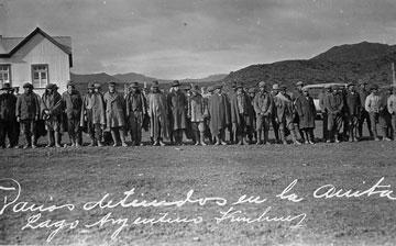 Debate sobre la Patagonia Trágica