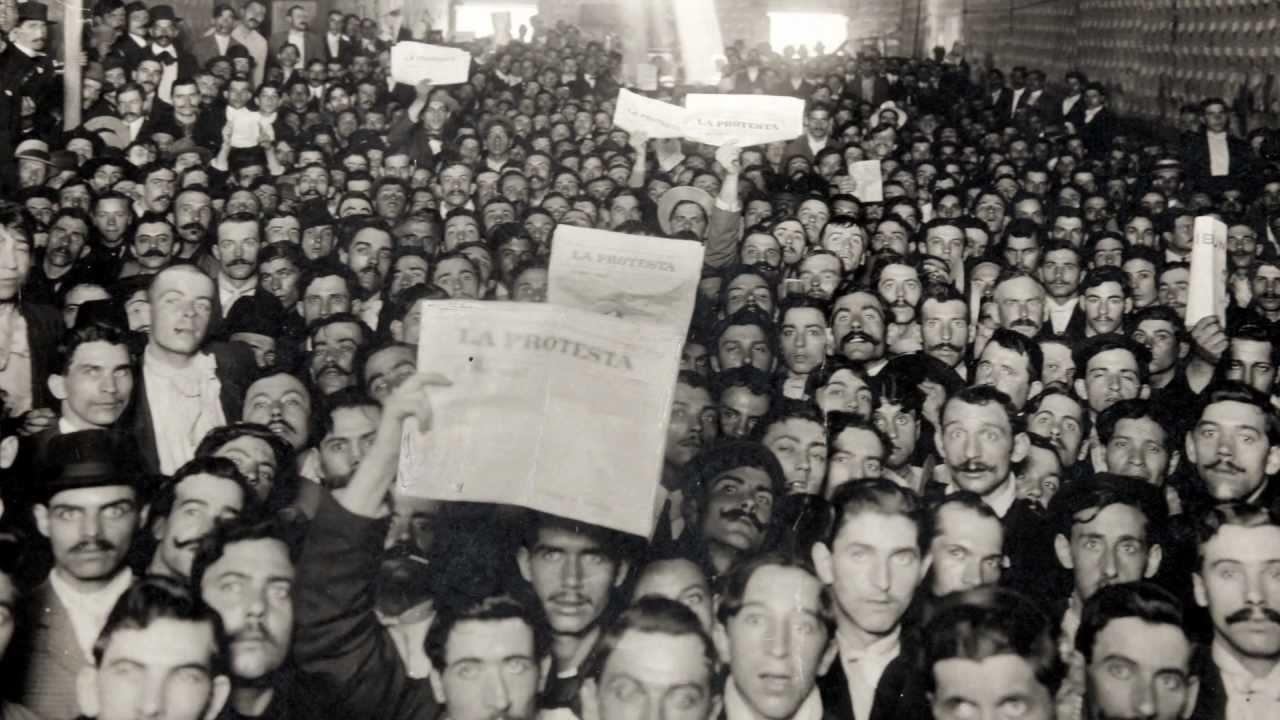 Yrigoyen y el movimiento obrero
