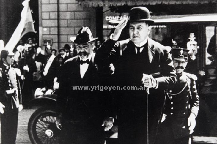 Yirigoyen: a 150 años de su nacimiento