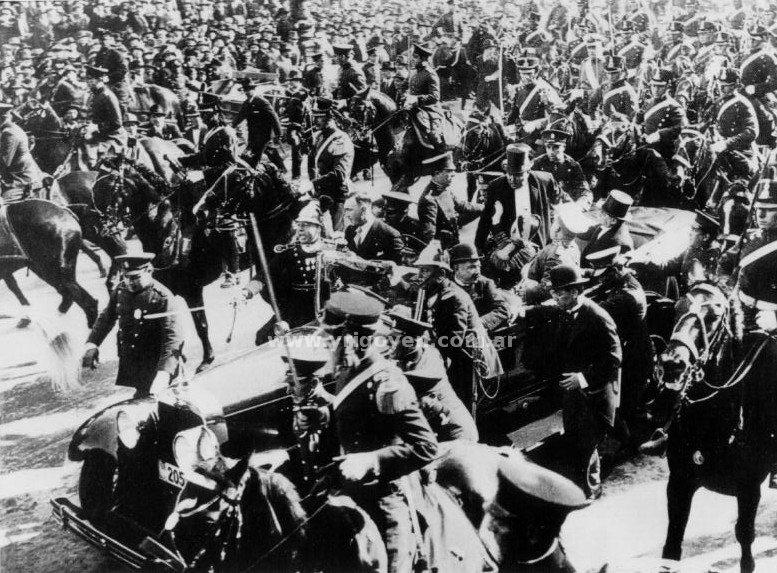 A 100 años de las primeras elecciones presidenciales con la Ley Sáenz Peña