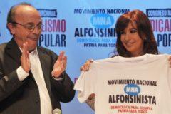 Los votos del alfonsinismo estuvieron en el 54% de Cristina y se mantienen en Unidad Ciudadana