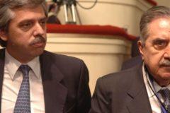 Alberto Fernández: «Soy parte de las enseñanzas de Raúl Alfonsín»